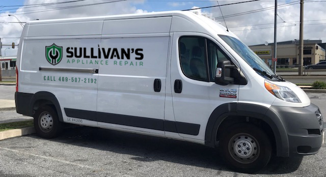 sullivans appliance repair in lewisville